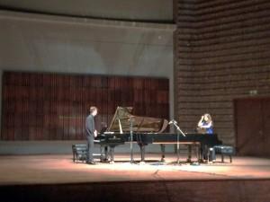 ピアノデュオコンサート
